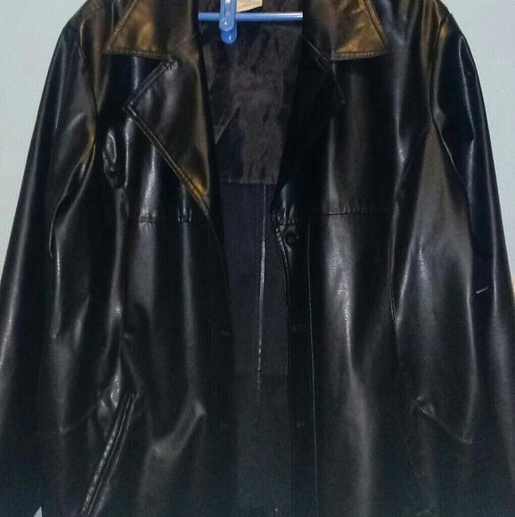 41f0c2b5eb2 Caren Sport Jackets   Blazers - Caren sport 3x leather jacket